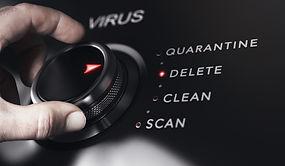 Tech Nerds virus removal