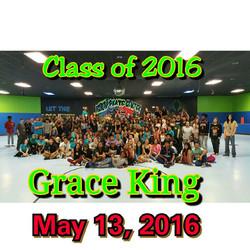 Grace King_ 2016