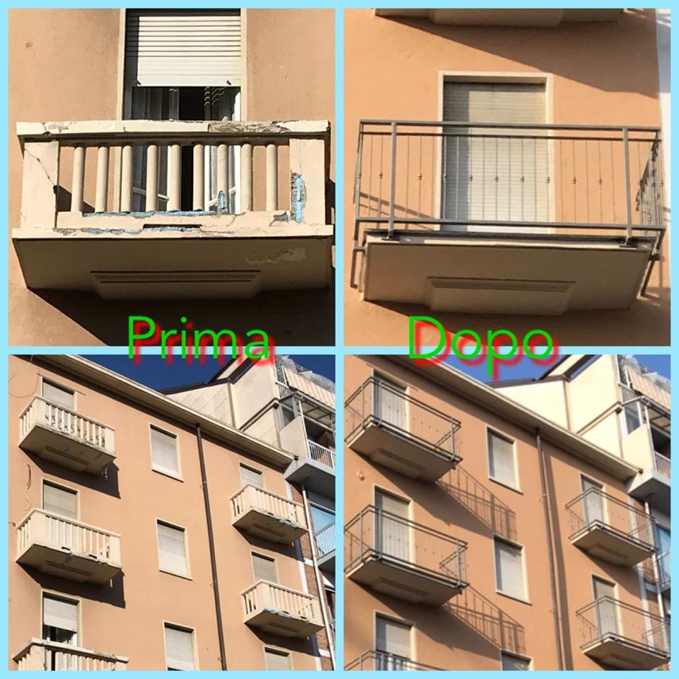 confronto balconi