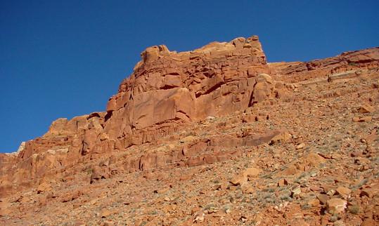 Arizona Rocks, USA