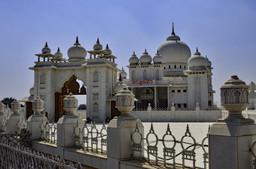 Jai Gurudev Temple, Mathura, India