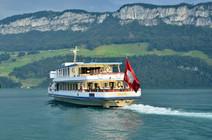 Lake Lucene, Switzerland