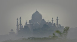 Taj Mahal, Agra,India