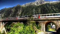 St. Gotthard, Switzerlad