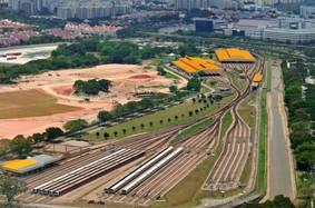MRT Depo, Singapore