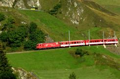 Oberalp, Switzerland