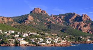 Cote de Azur Hills, France
