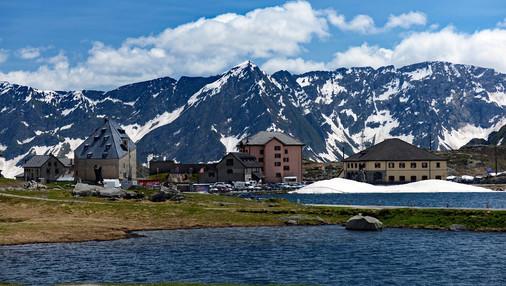 St. Gotthard Pass, Alps