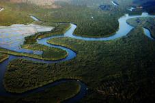 Johor River, Malaysia