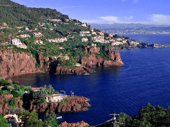 Cote de Azur, France