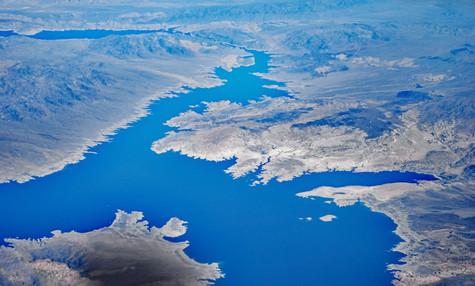 Lake Mead, USA