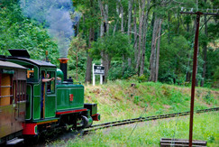 Puffing Billy, Australia