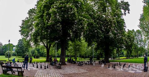 Stuttgart City Park, Germany