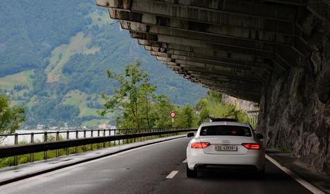 Axenstrasse, Switzerland