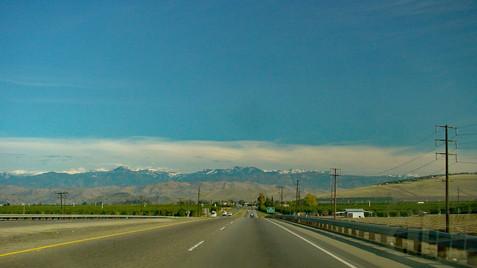 Siera Nevada, California, USA