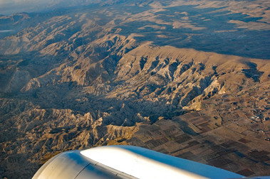 Andes, Bolivia