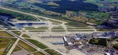 Zurich Airport, Switzerlad