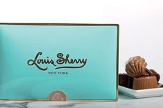 Louis Sherry 12 Piece Chocolate Truffle Collection