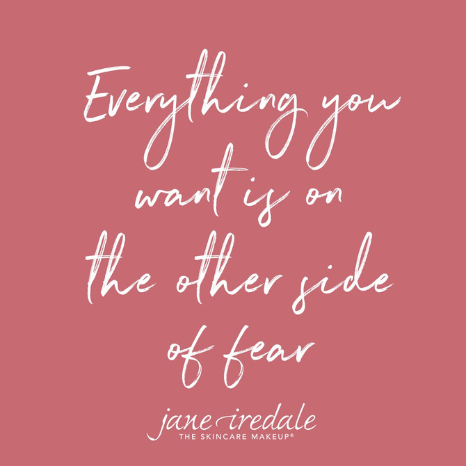 Don't Let Fear Hold You Back!