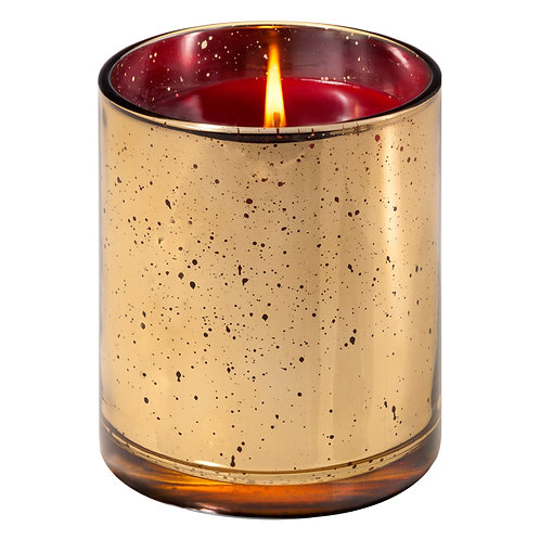 The Smell of Christmas Metallic Candle