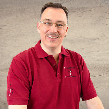 Physiotherapeut Hardy Hoffmann aus Dortmund