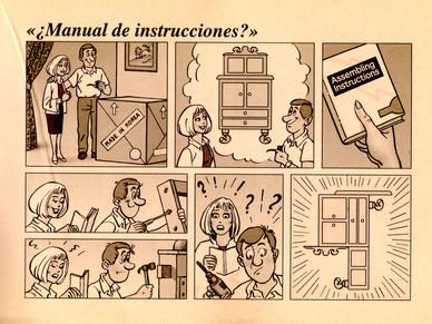 ¿Manual de Instrucciones?