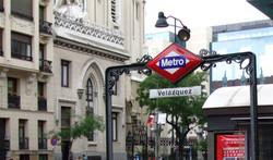 Metro Velázquez