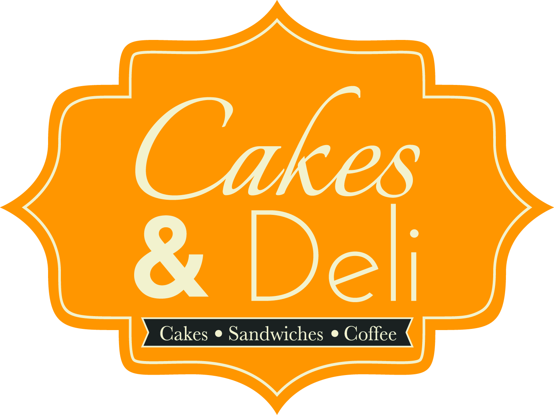 Logo til Cakes & Deli, 6000 kolding