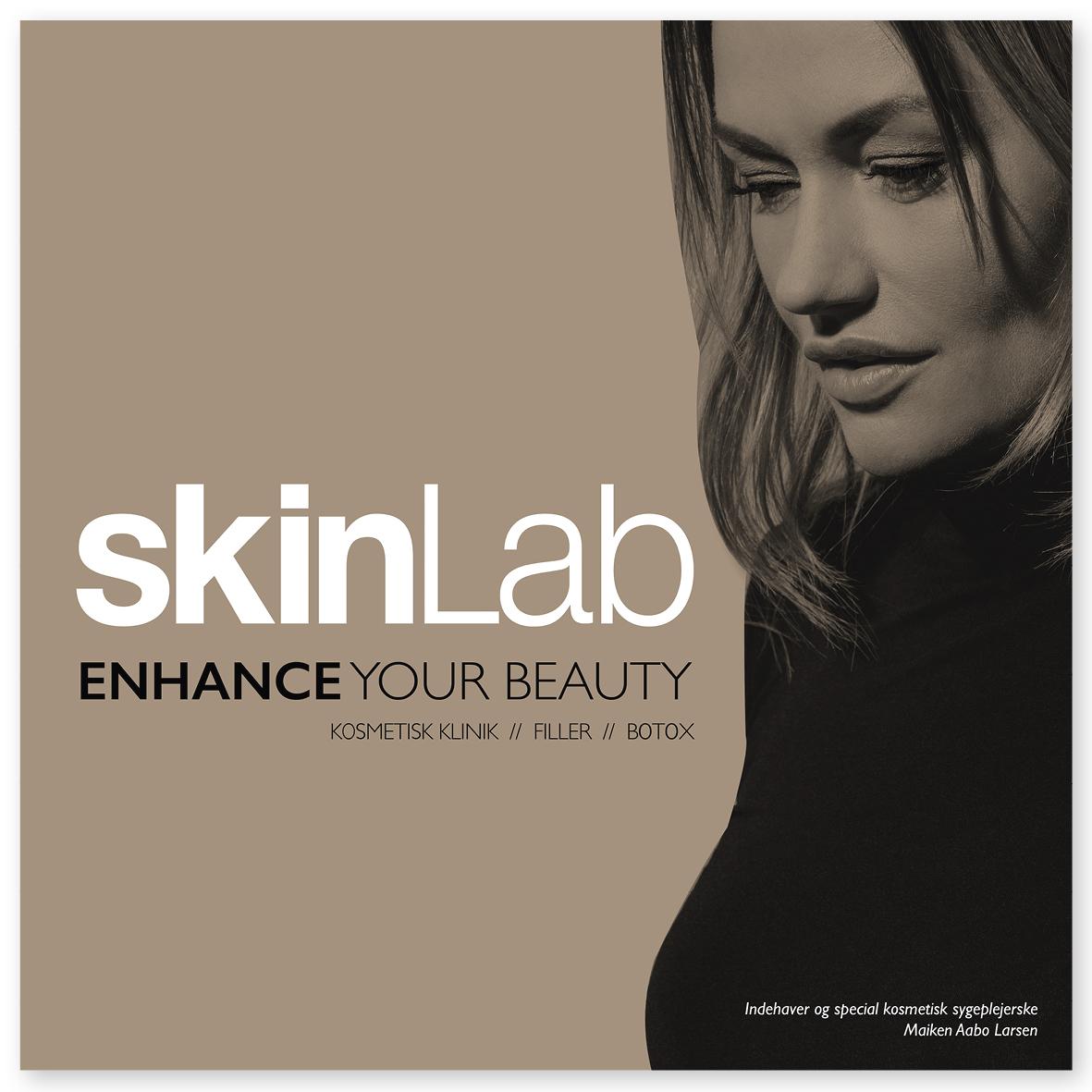 SkinLab Instagram profil