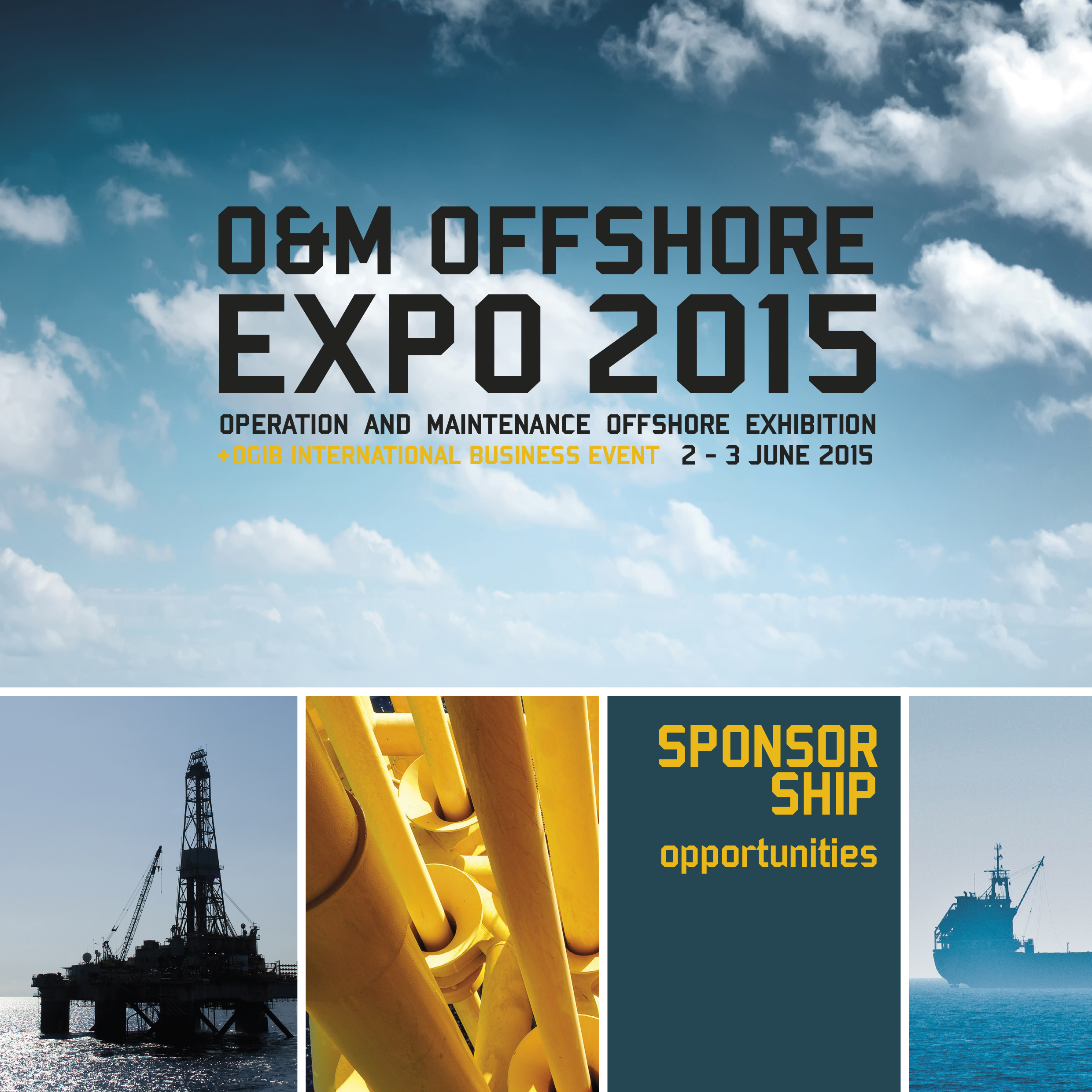 Brochure O&M EXPO 2015-sponsorship