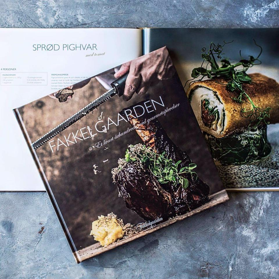 Fakkelgaardens 25 års jubilæumsbog