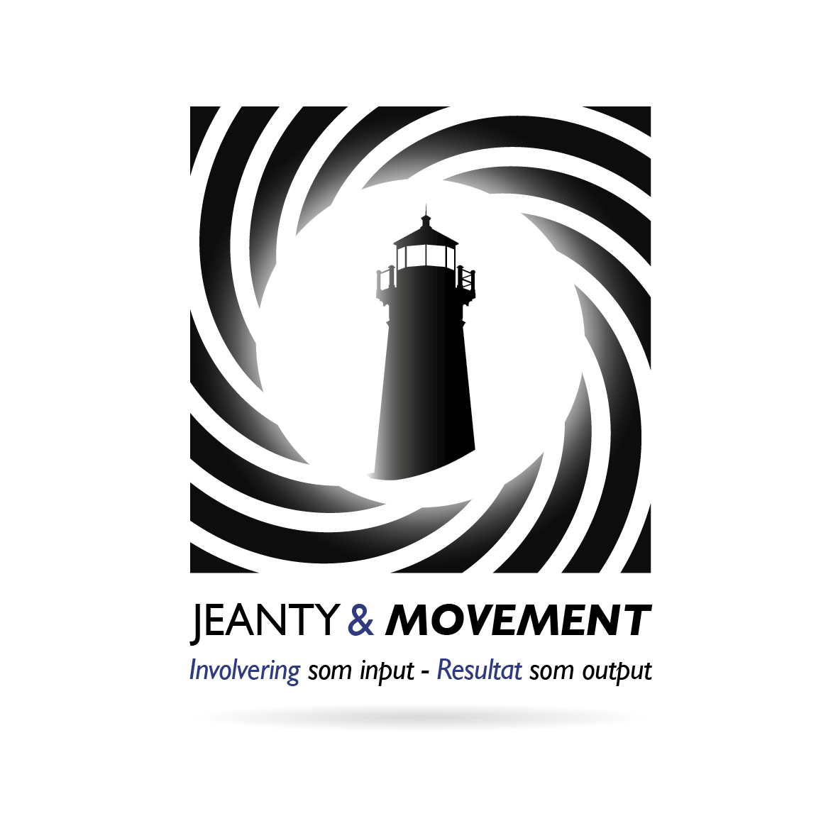 Logo til Jeanty & Movement