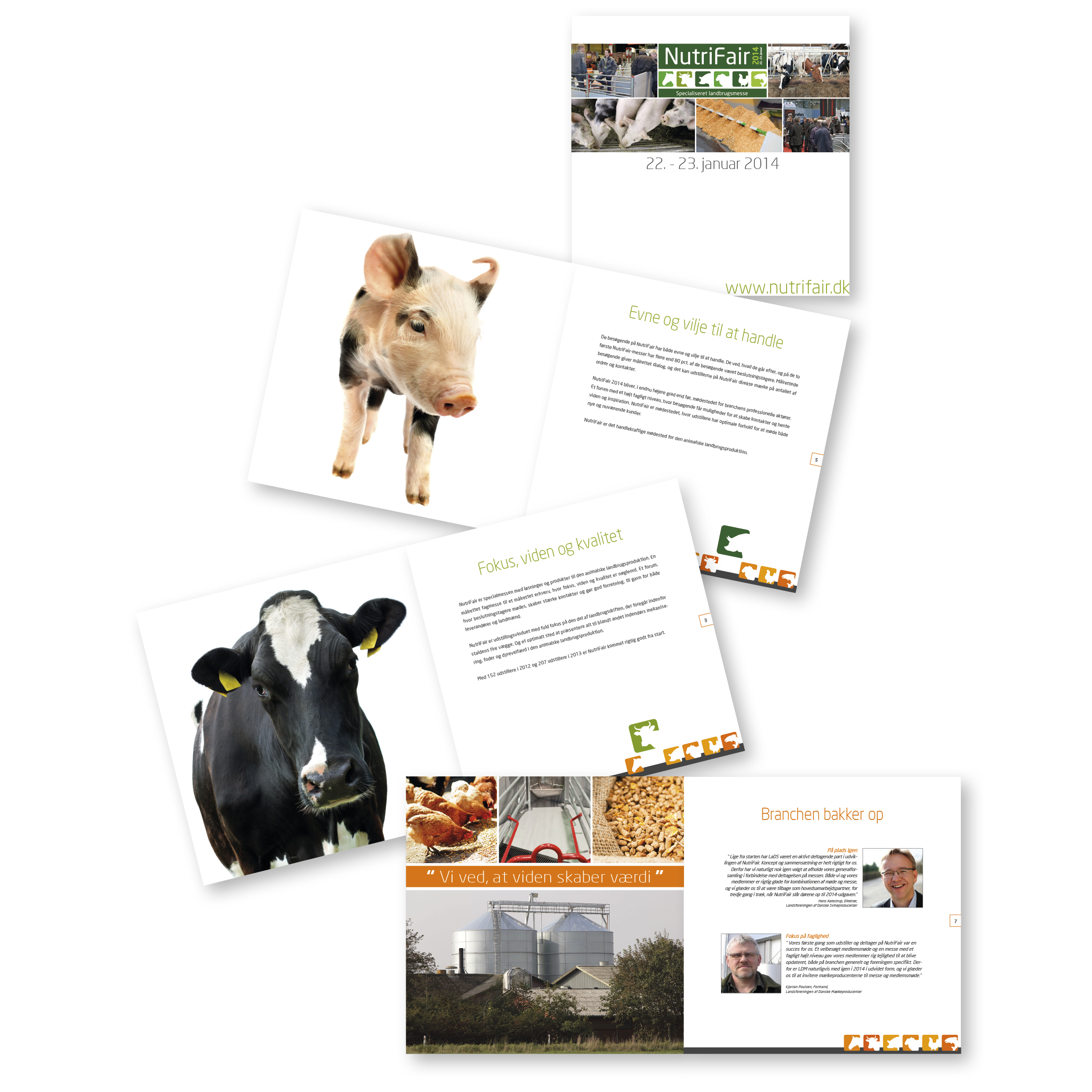 Brochure Nutrifair for Messe C