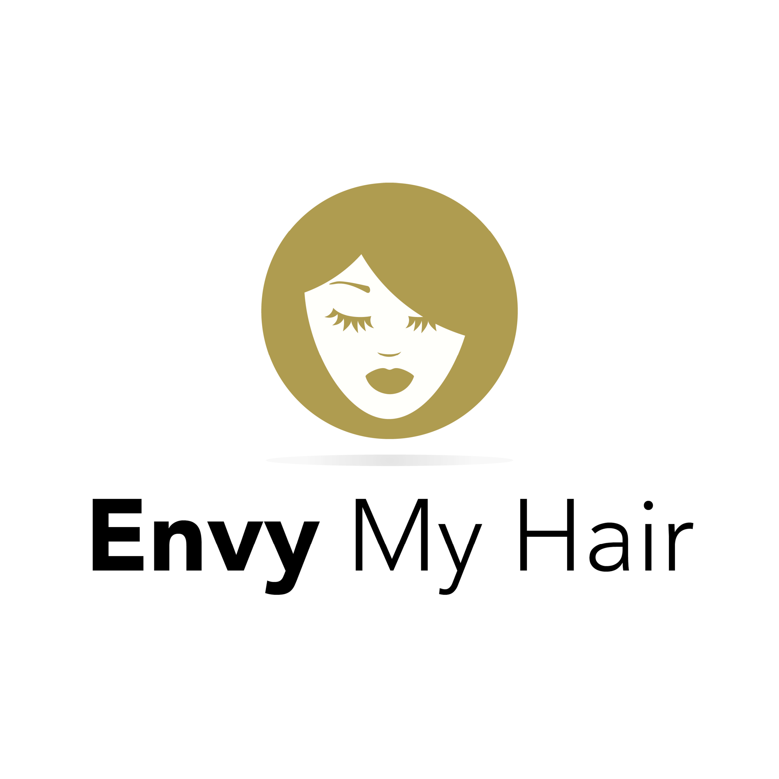 Logo til Envy My Hair