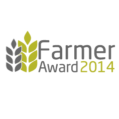 Farmer award logo for Messe C