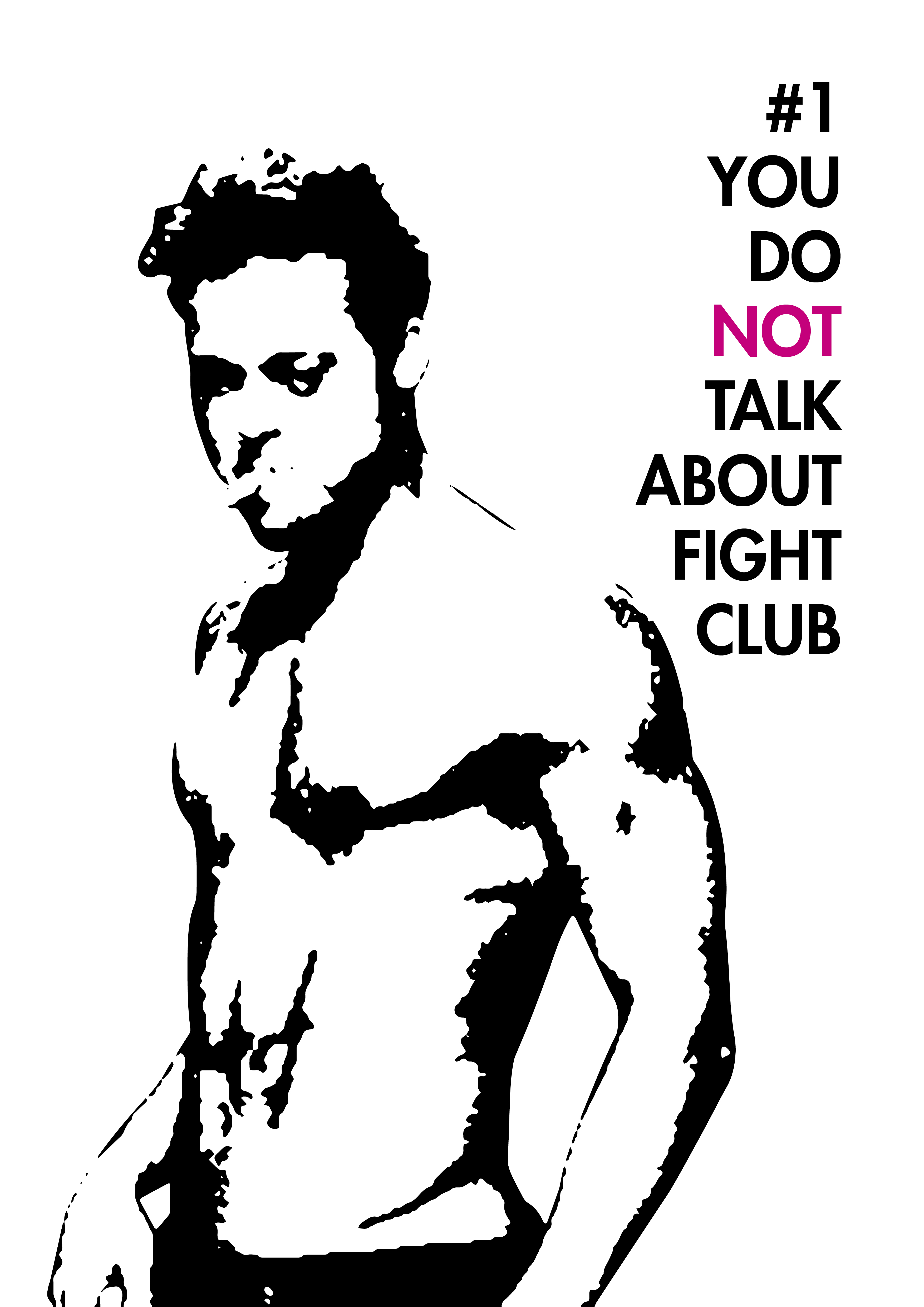 Poster Design - Fight Club