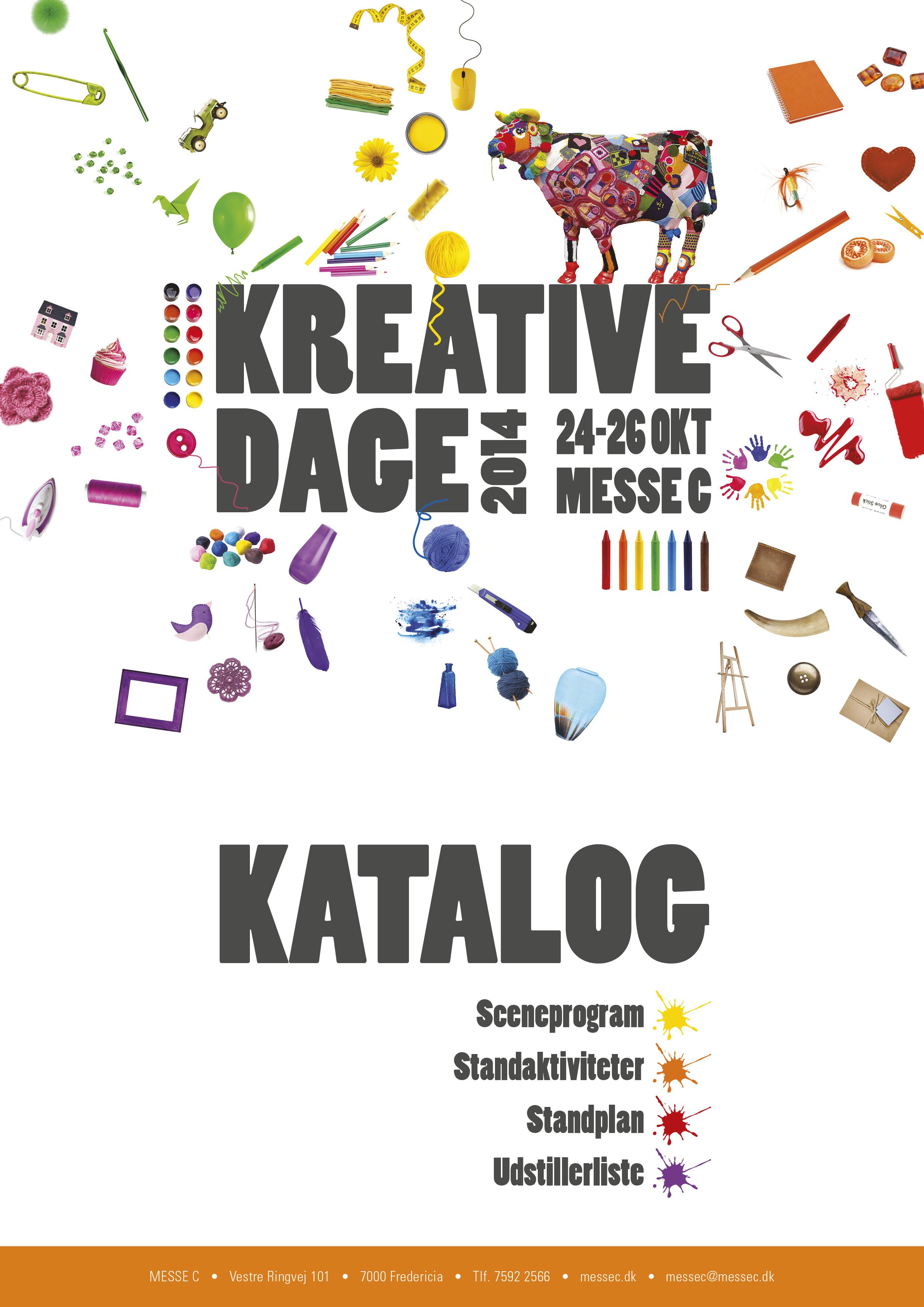 Messe avis til Kreative Dage 2014