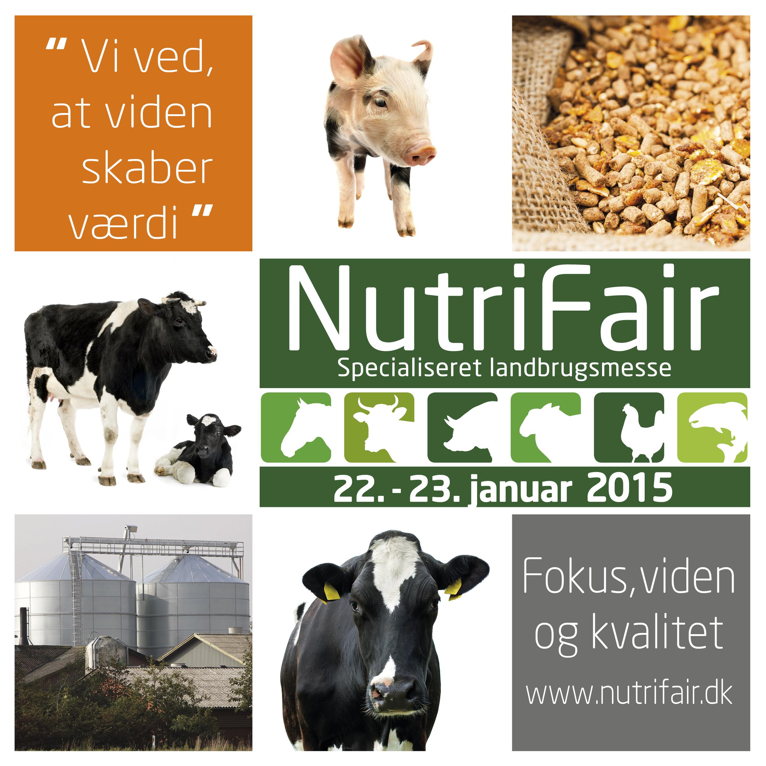 Nutrifair brochure 2015, 8 sider
