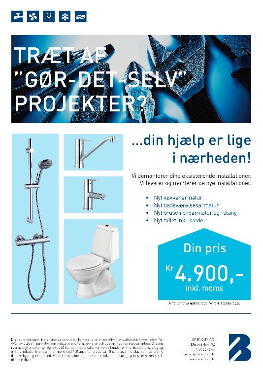 Kampagneark for Brøndum