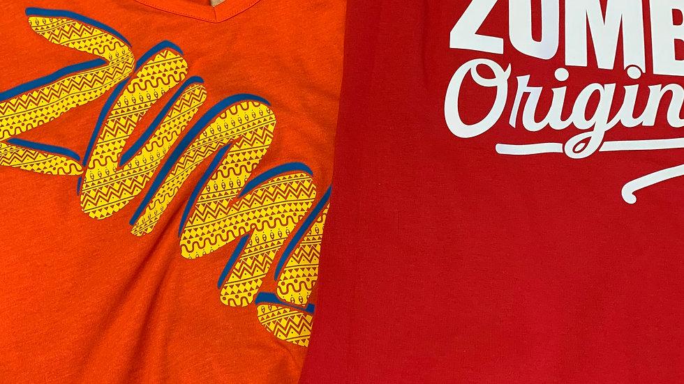 Bundle Zumba Shirts