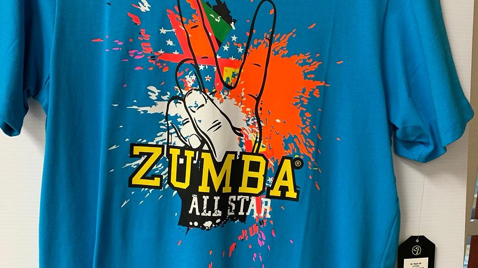 Zumba All Star Unisex Shirt
