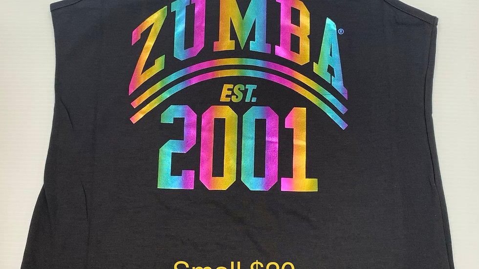 Zumba Forever Loose Tank