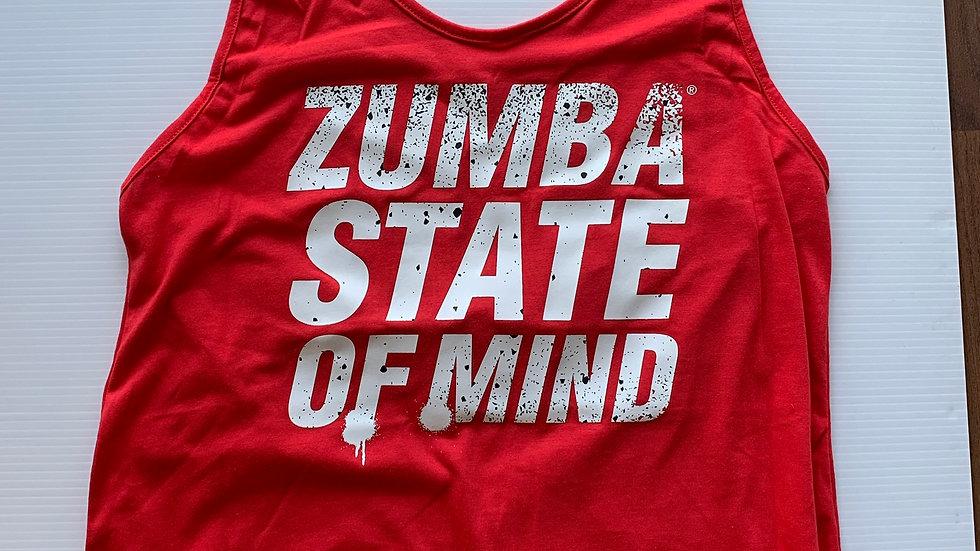 Medium Zumba State of Mind Halter Top