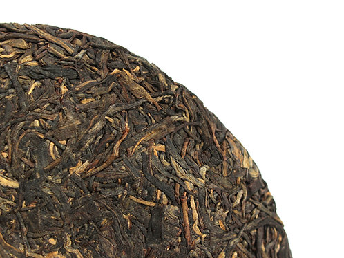 2011 Old Tree Raw Puerh ·  Red Andalusite