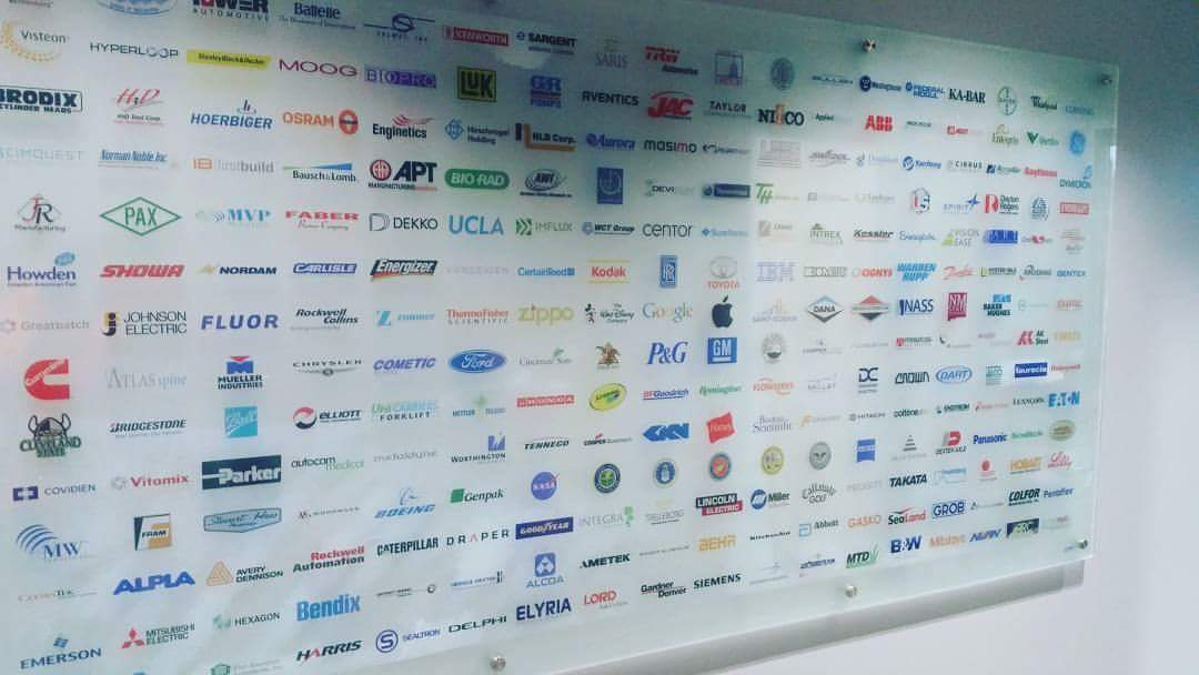 some of the companies they work with