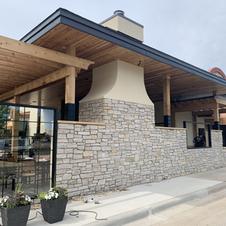 New patio 2021