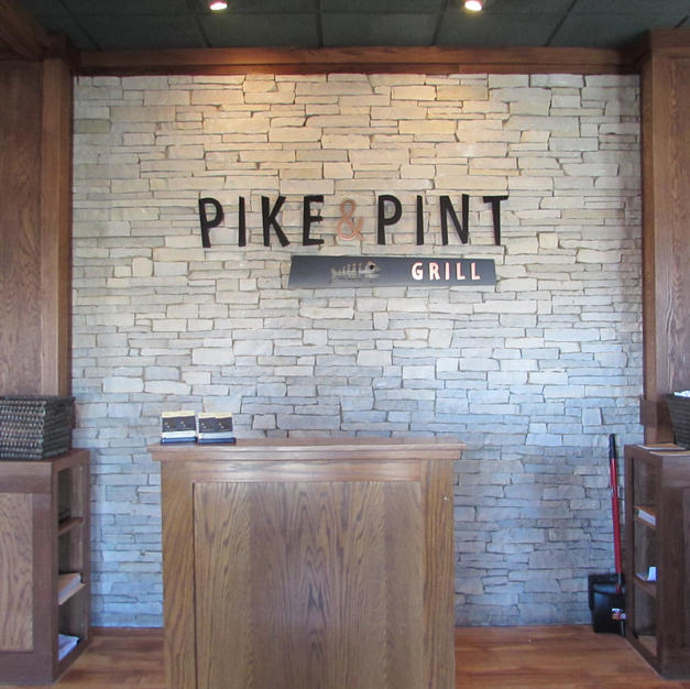 Pike & Pint phase 1- phase 2 coming 2021