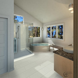 Bath Room Renovation View 1