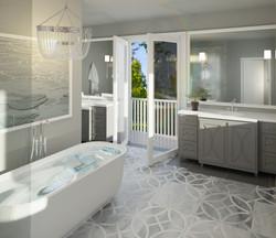 Bathroom Deck