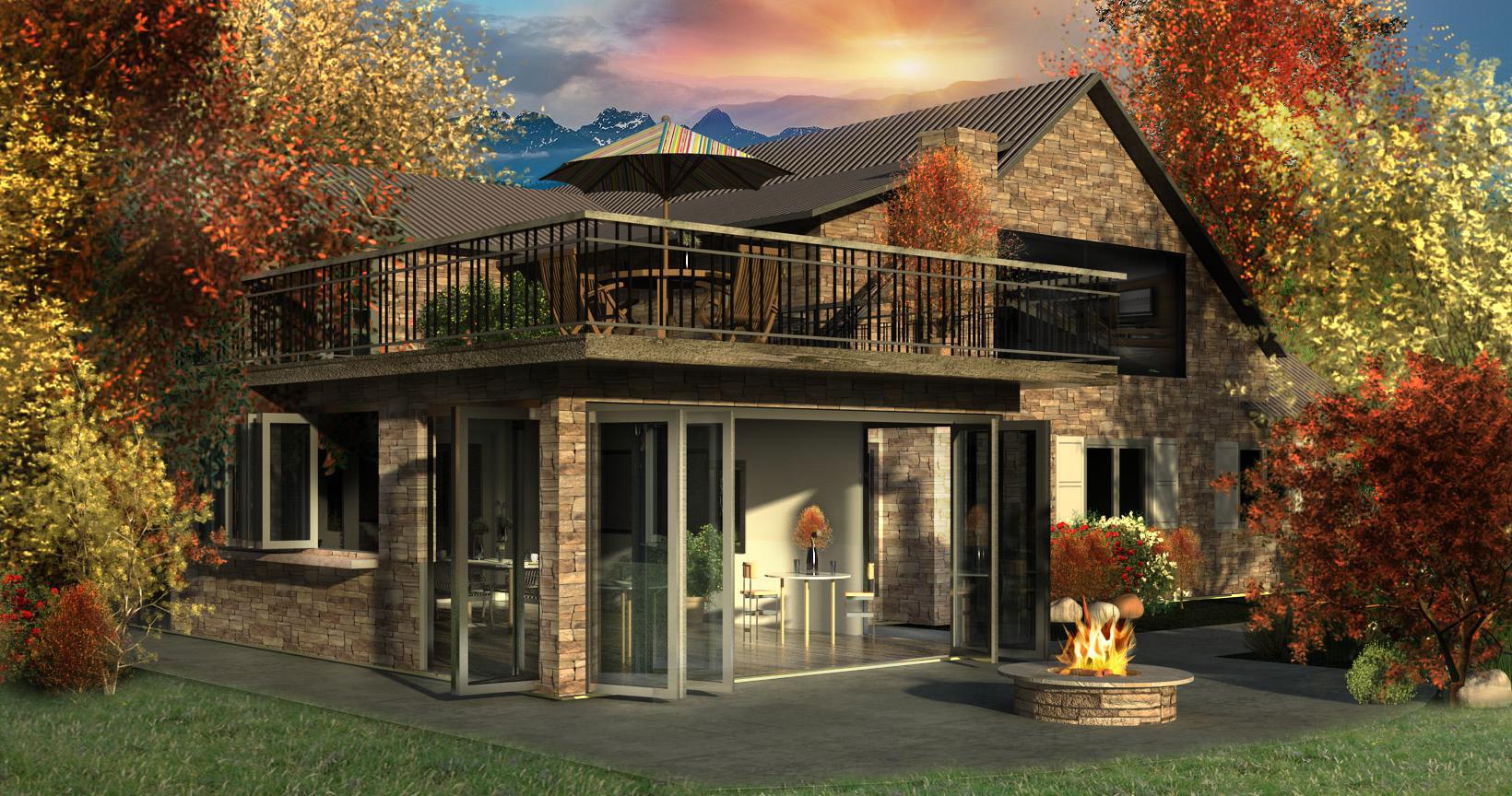Boulder Home